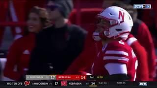 2019 Nebraska vs Wisconsin in 40 Minutes (Full Game)