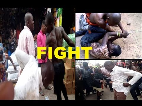 Two Ghanaian Evangelists FIGHTING over tithe and offering😢 A fight over God's money