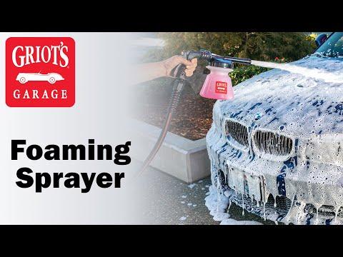 Griot's Garage: Foaming Sprayer