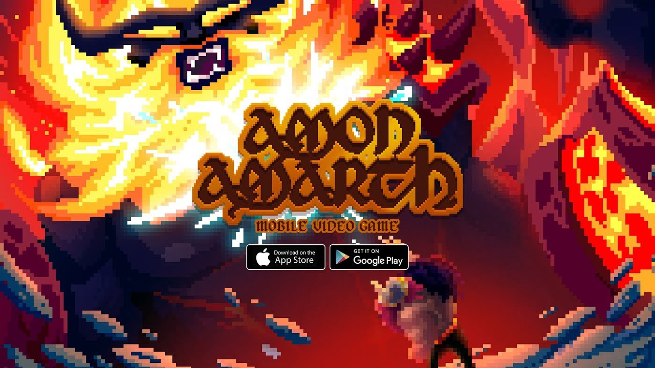 Fuck Videos For Mobiles with regard to amon amarth: mobile video game - youtube