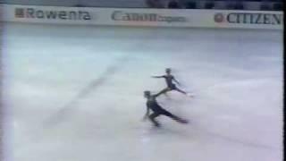 Pestova Leonovich (URS) 1982 Worlds, Pairs Short Program (Secondary Broadcast Feed)