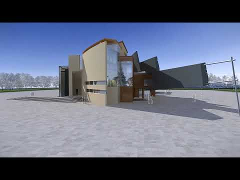 The Shchusev State Museum of Architecture Moscow 1