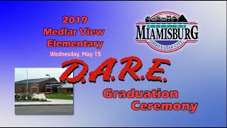 2019 Medlar View D.A.R.E. Graduation Ceremony