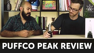 Our Second Review of Puffco Peak, We Get Baked