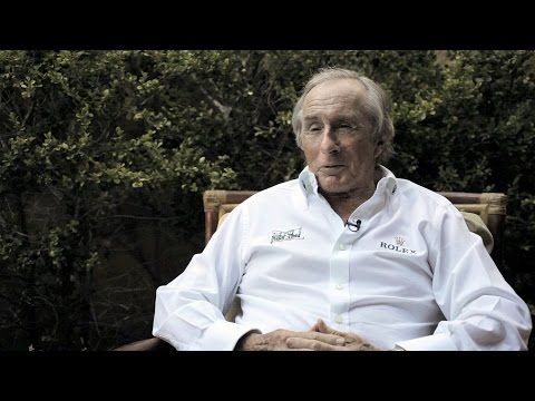 A Conversation With Sir Jackie Stewart At The 2013 Pebble Beach Concours D