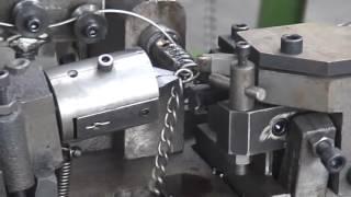 TCM1430 twisted chain machine