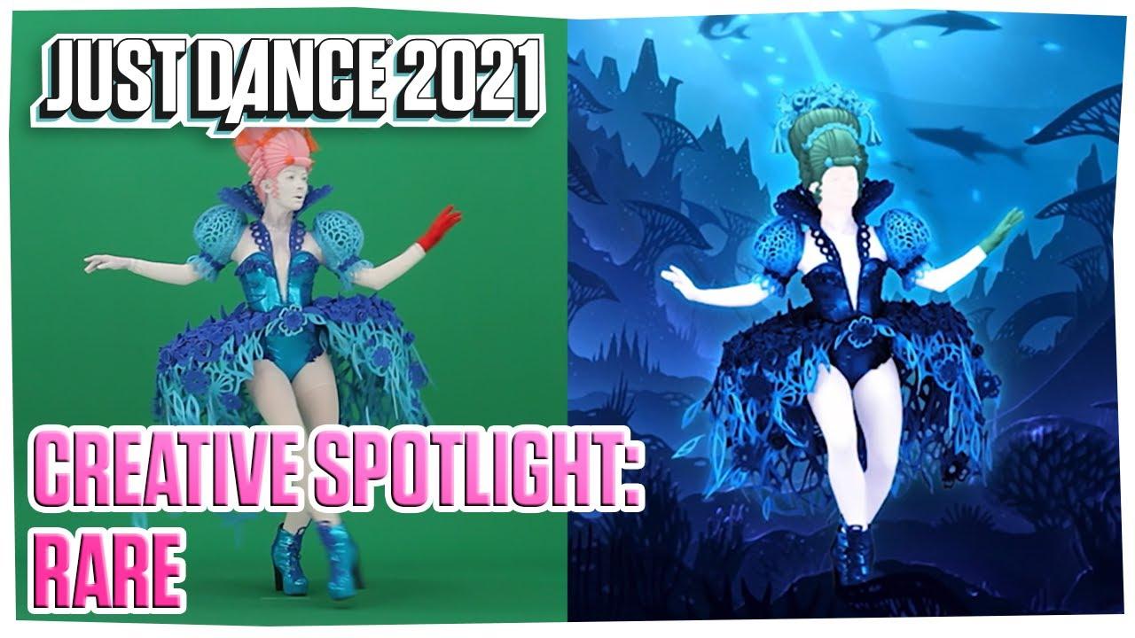 Just Dance 2021: Creative Spotlight | Rare by Selena Gomez | Ubisoft [US]