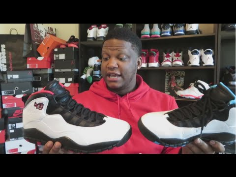 air jordan 10 retro chicago double nickel review and on feet