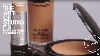 The Art of Studio Fix: Powder Plus Foundation | MAC Cosmetics
