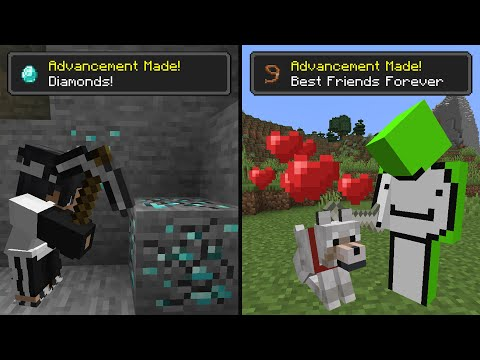 Minecraft Achievement Hunt... - Sapnap