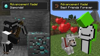 Minecraft Achievement Race...