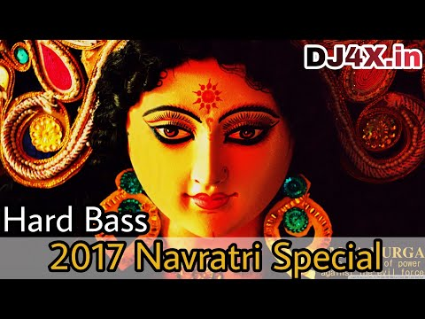 2017 Navratri Special | Hard Bass DJ Competition Remix | Maa Sherawaliye Song