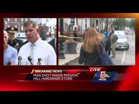 Walsh on Boston store owner killing: