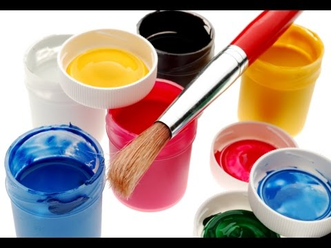 How To Mix Paint Colors To Make Purple Color Mixing Tips Youtube