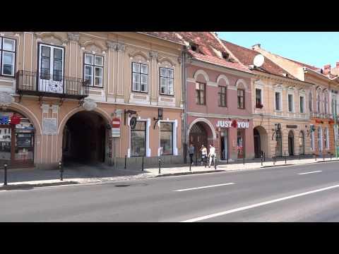 Walk In Brasov, Romania