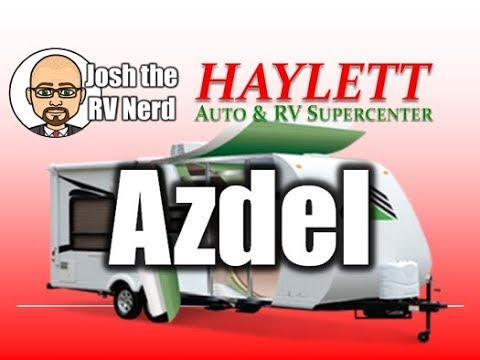 Azdel Explanation & Benefits with Josh the RV Nerd