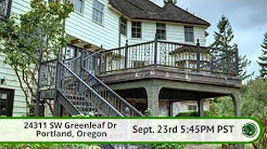 Home Auction in Portland OR