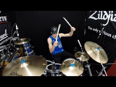 Paramore - Ain't It Fun - Drum Cover - ZBT/ZHT Series