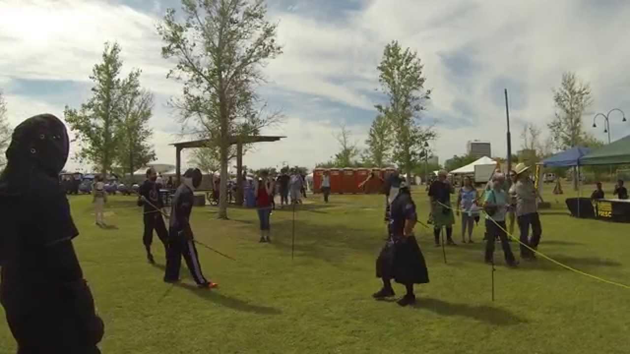 highland games single stick swordfighting demo youtube