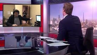 Наша пародия на важное интервью BBC | The most entertaining interview (#ЕвгенийКулик)