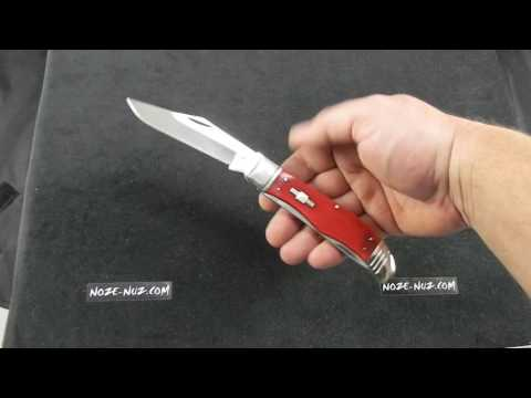 RR1501 Rough Rider Folding Hunter Strawberry Bone