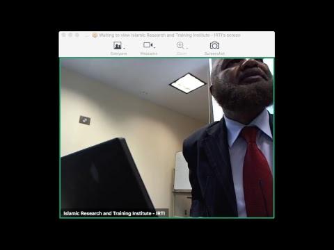 Dr Muhammad Muhaizam Musa Live Stream