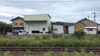 【JR九州 筑豊本線(福北ゆたか線)】新飯塚→直方【快速】 2020.7.15