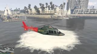 GTA V Swift helicopter