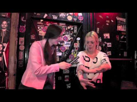 Interview ELLE KING in Cologne