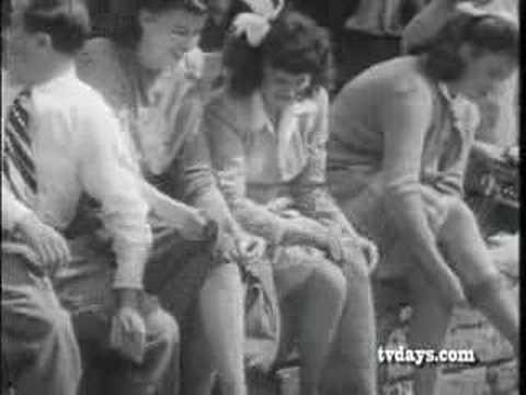 NYLON STOCKING POST WAR CRAZE WOMENS LEGS ON DISPLAY thumbnail