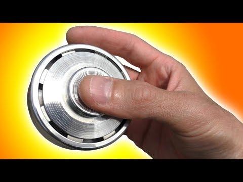 🌑 КРУТОЙ СПИННЕР ГЕНЕРАТОР СВОИМИ РУКАМИ Fidget Spinner generator ИГОРЬ БЕЛЕЦКИЙ