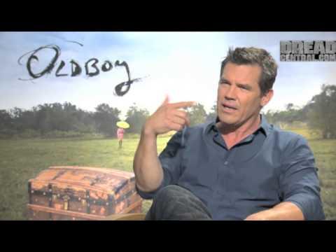 Oldboy (2013) - Interview with Josh Brolin
