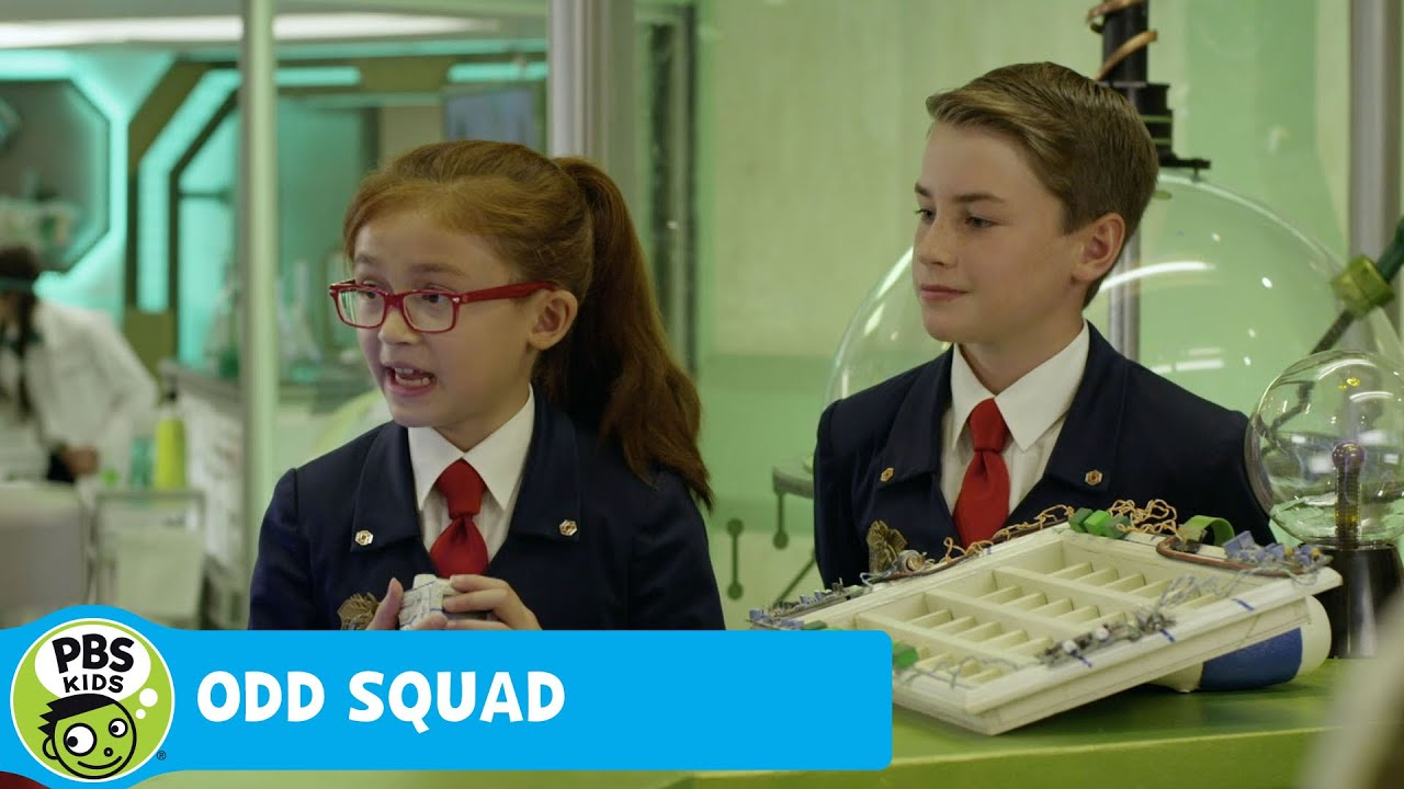 Odd squad unlucky nickel pbs kids youtube