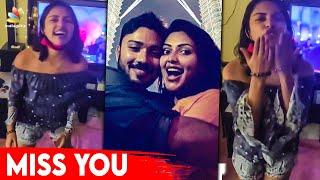 Amala Paul's Quaranfine Party | Aadai, Vip Movie, Dhanush, AL Vijay, Lockdown