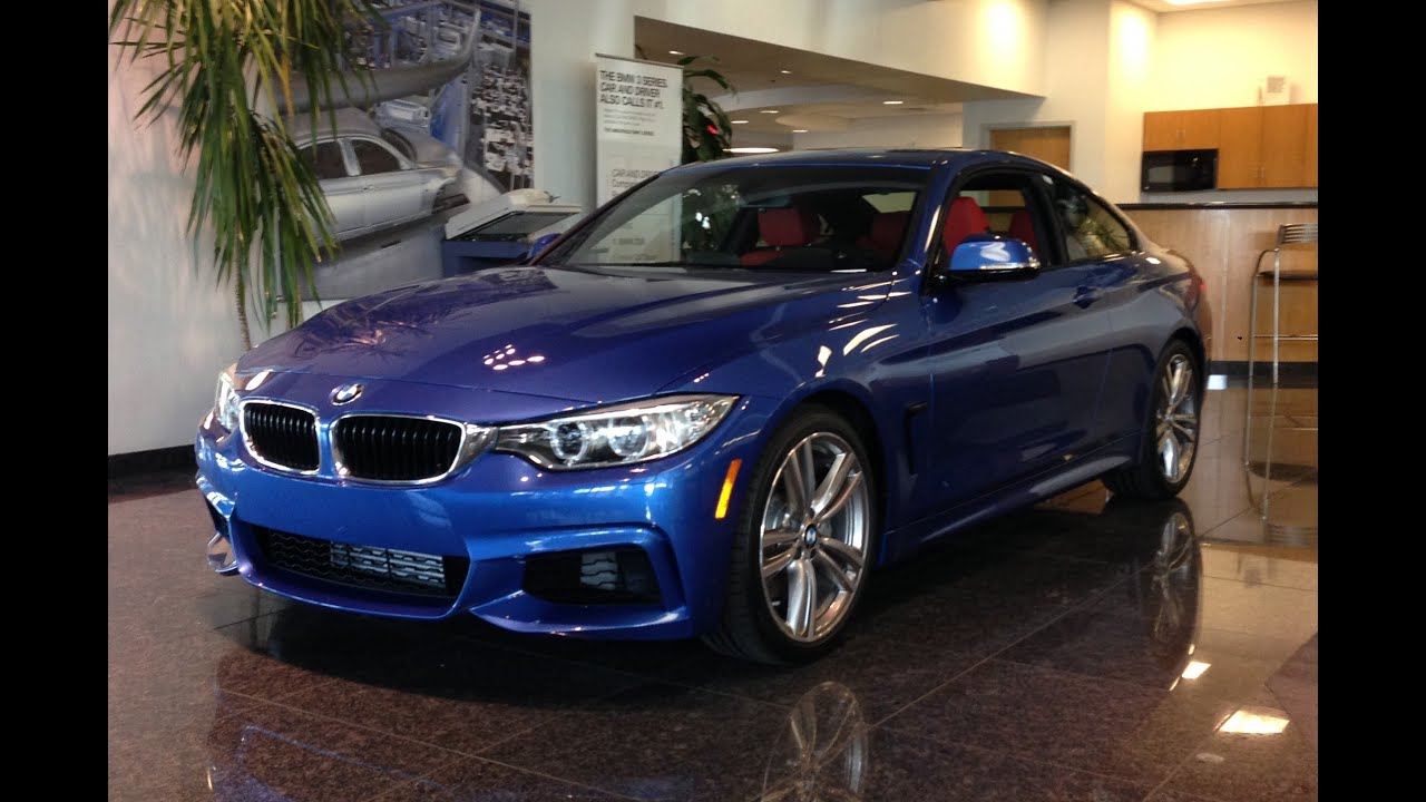 2014 bmw 435i m sport at chapman bmw in phoenix az youtube. Black Bedroom Furniture Sets. Home Design Ideas