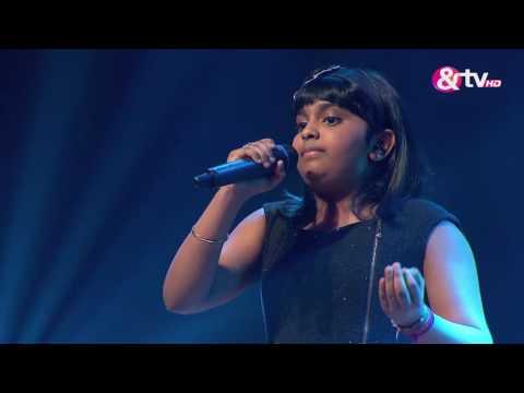 Attaluri Pravasthi - O Sajan Bharkha Bahar - Liveshows - Episode 18 - The Voice India Kids