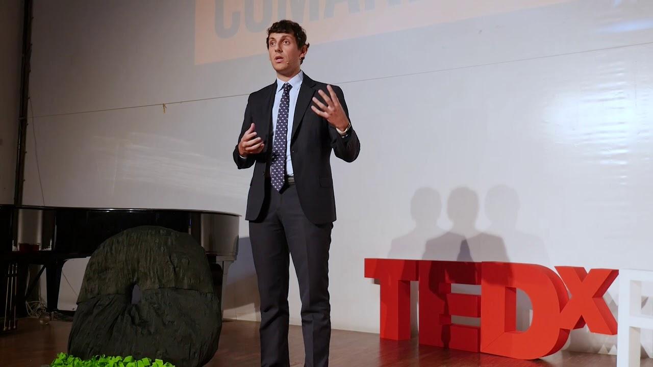 La Blockchain funziona perché non funzionano gli esseri umani | Gian Luca Comandini | TEDxFrascati