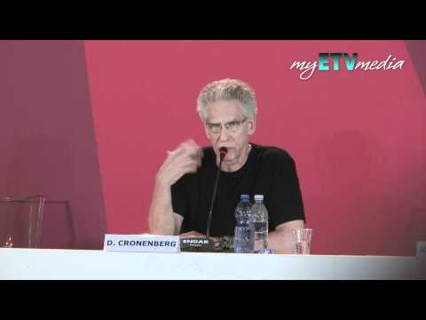 David Cronenberg on A Dangerous Method (Venice Film Festival)