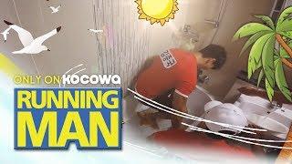 Can Jong Kook Really Surf Here? [Running Man Ep 421]
