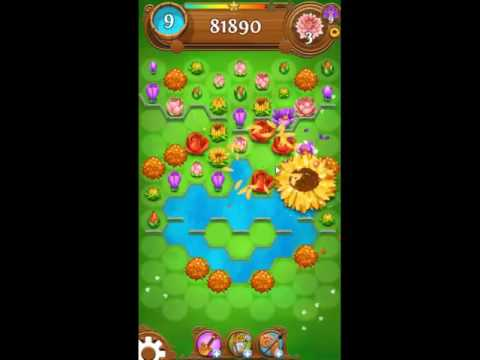 blossom blast saga how to play