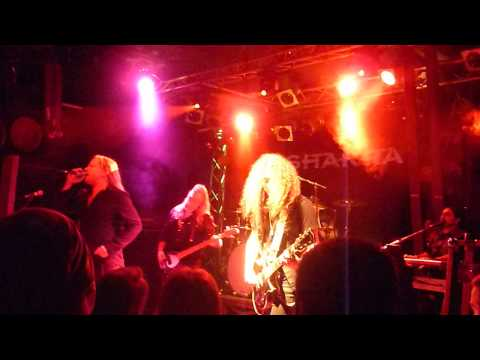"""VOODOO CIRCLE """"More Than One Way Home"""" live in Mannheim 12.5.2013"""