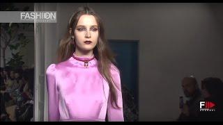 Valentino Fall Winter 2017 18 Paris Fashion Week   Fashion Channel
