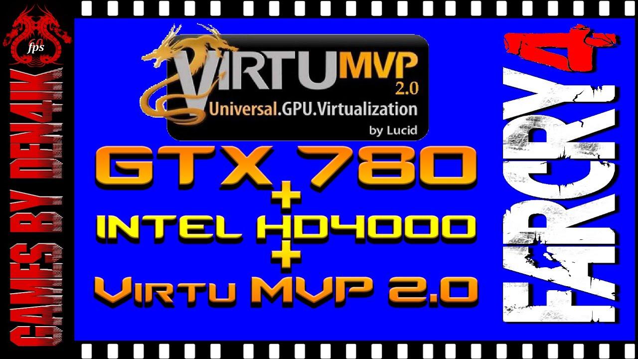 Lucidlogix Virtu MVP 2.0 Graphics Linux