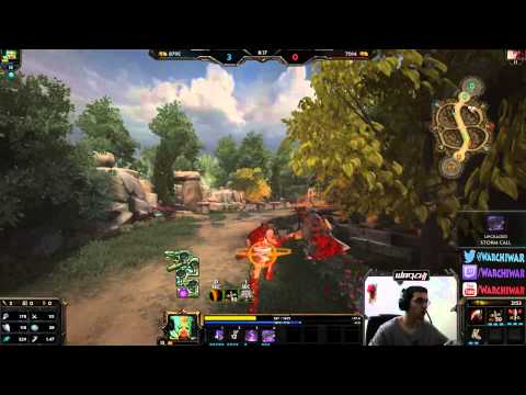 SMITE! Chaac, Que op ni que leches :P! Joust Master #37