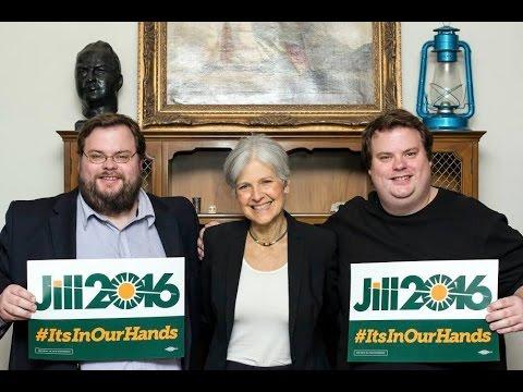 Jackman Radio Interviews Dr. Jill Stein