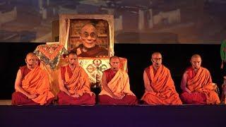 В Москве отпраздновали день рождения Далай-ламы