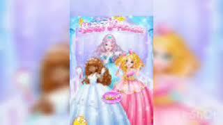 Sweet Princess Hair Salon Game play screenshot 5