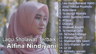 Download lagu LAGU SHOLAWAT MERDU TERBARU 2020 💜 Alfina Nindiyani [ Full Album ]