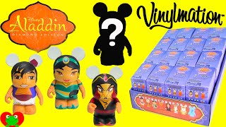 Disney Aladdin Vinylmation with Jasmine and Chaser