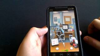 FUNNY Android GAME Review Office Jerk